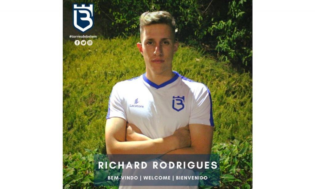 Richard Rodrigues (Belenenses)