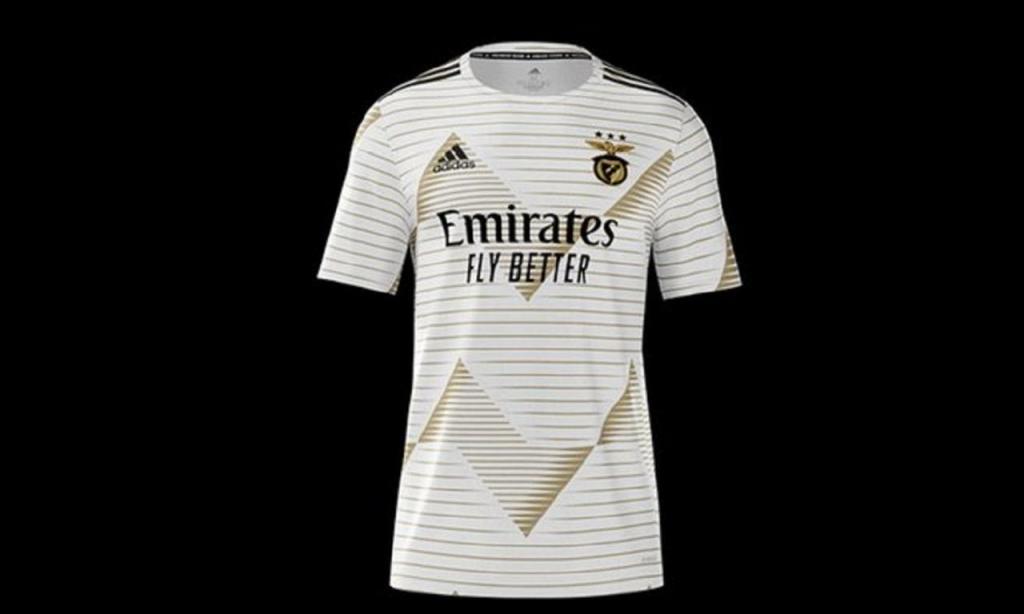 Será este o terceiro equipamento do Benfica para 2020/21?