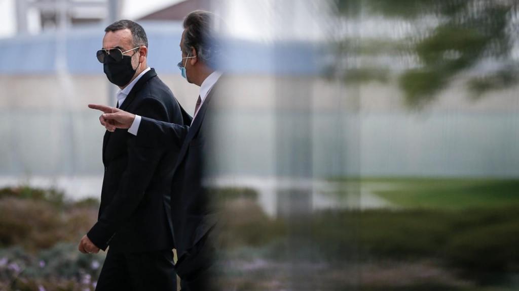 Aníbal Pinto, ex-advogado de Rui Pinto e arguido no processo Football Leaks
