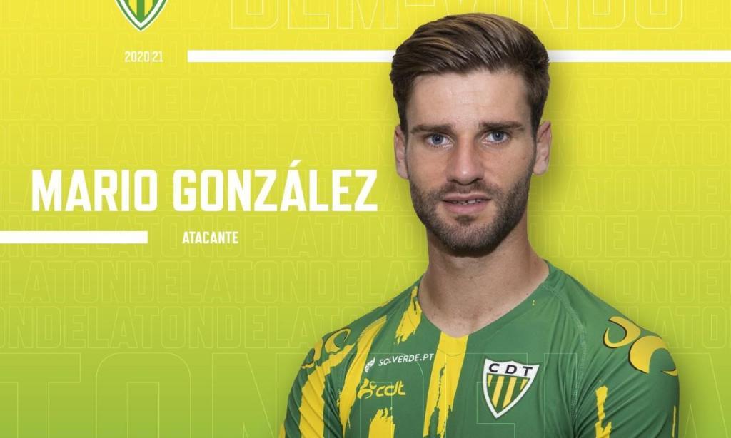 Mário González (foto: Tondela)