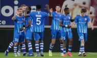 Gent bateu Rapid Viena e segue para o play-off da Liga dos Campeões
