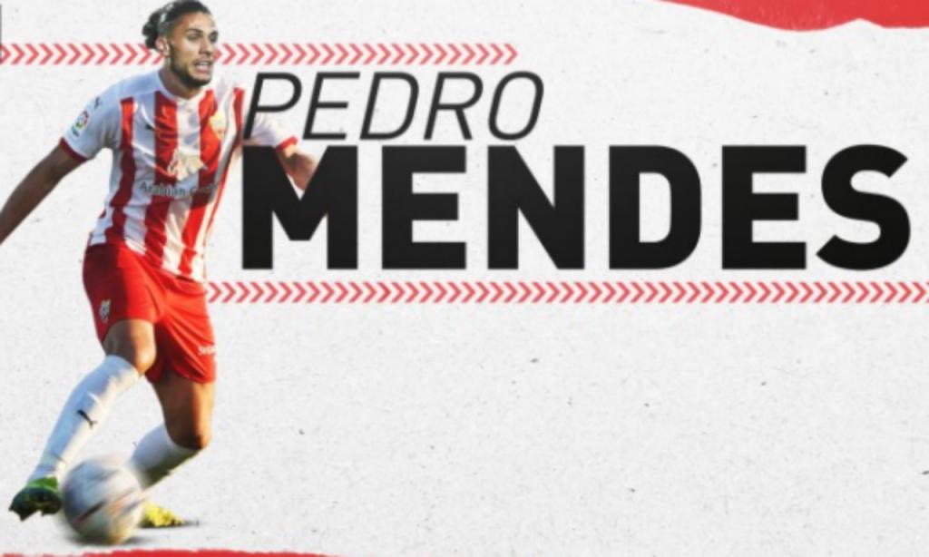 Pedro Mendes (site Almería)