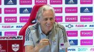 Jesus arrependido de ter regressado ao Benfica? «Futuro vai ser risonho»