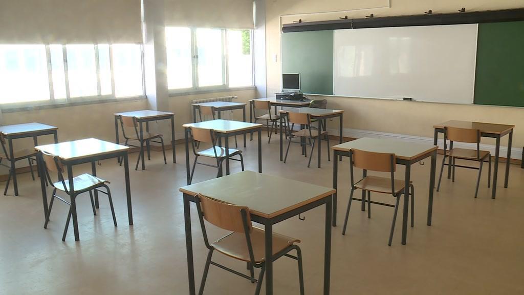 Frio é um obstáculo à manutenção das regras de segurança em escola de Montalegre