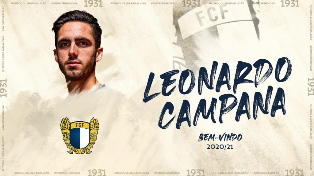 Leonardo Campana (Famalicão)