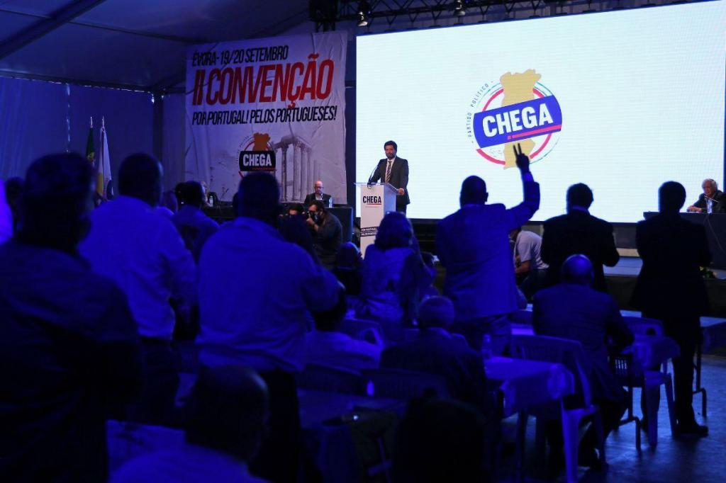 II Convenção do Chega