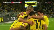 Dortmund bate Mönchengladbach com «bis» de Haaland