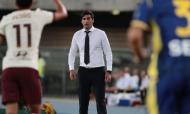 Hellas Verona-Roma (EPA)