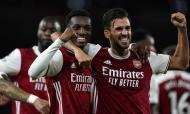Arsenal venceu dérbi com West Ham