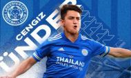 18.º Cengiz Under: Roma-Leicester (23 milhões de euros)