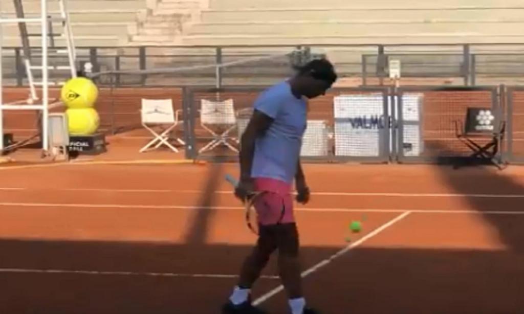 Rafael Nadal (Twitter)