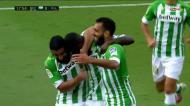 O primeiro golo de William Carvalho pelo Betis