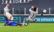 As imagens do Juventus-Sampdória