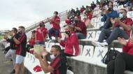 Futebol voltou a ter público nos Açores (e com o espírito da Amadora)