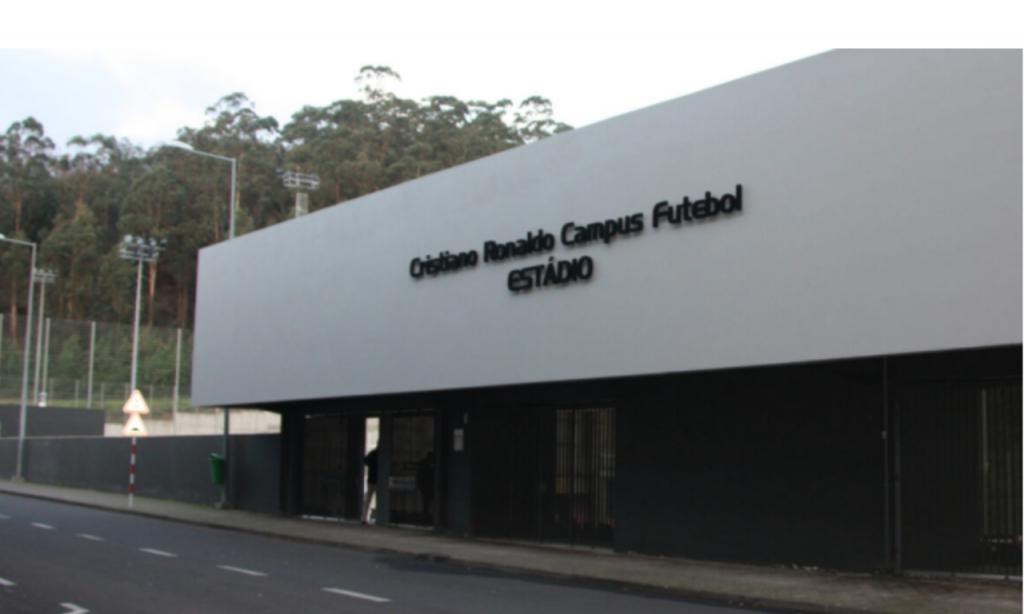 Cristiano Ronaldo Campus (site Nacional)