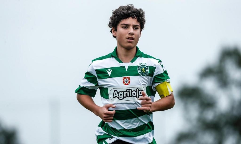 Guilherme Santos (foto: Sporting CP)