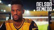 Nelson Semedo é reforço do Wolverhampton