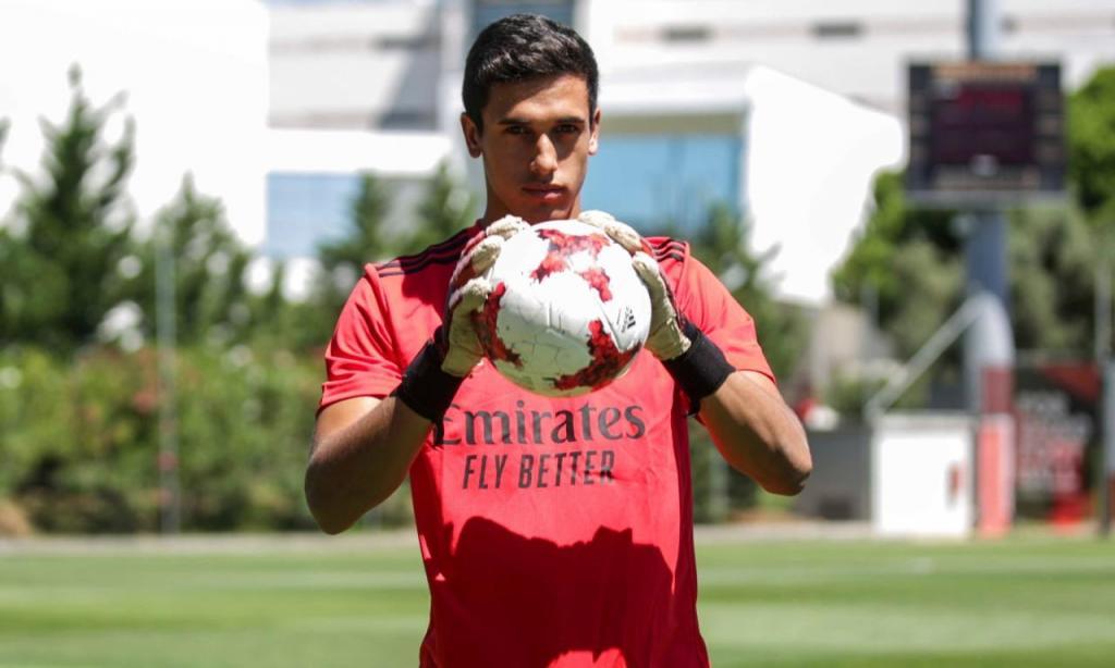 Thiago Pereira (foto: SL Benfica)