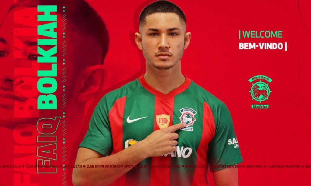 Faiq Bolkiah (foto: Marítimo)