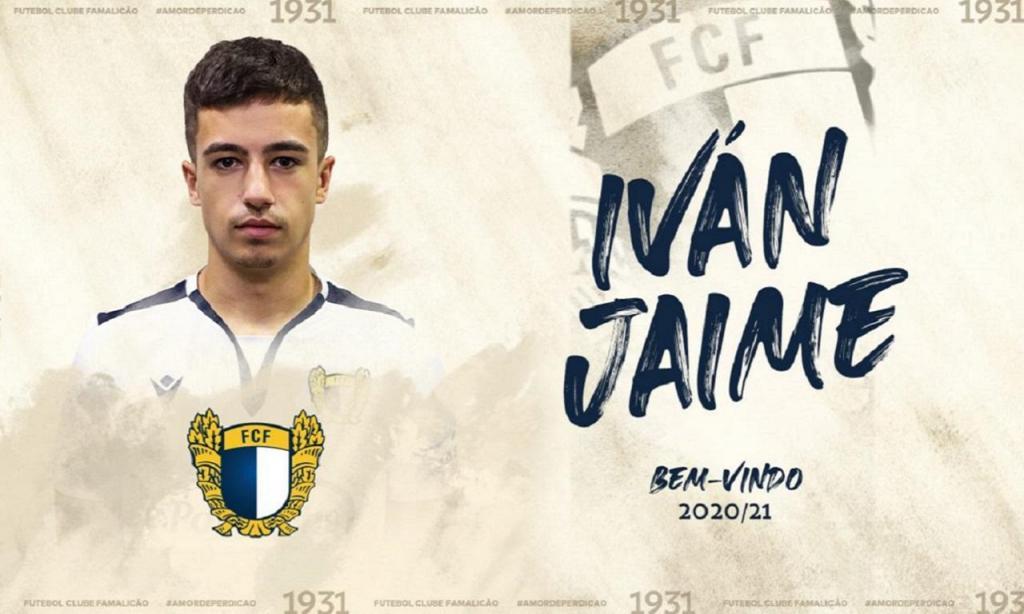 Iván Jaime (foto Famalicão)