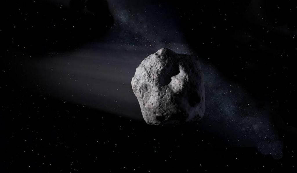 Asteroide 2020 SW