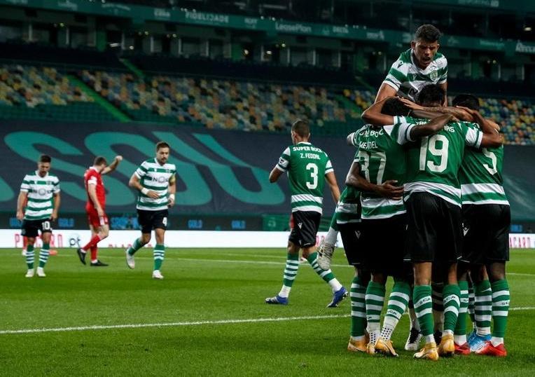 Liga Europa Sporting Aberdeen 1 0 Destaques MAISFUTEBOL