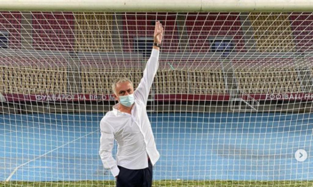 José Mourinho (instagram)