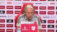 «O Florentino vai voltar muito mais jogador»