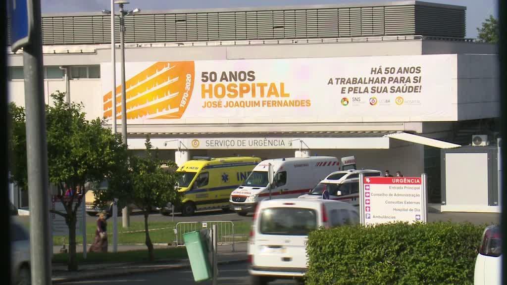 Covid-19: seis enfermeiros infetados no Hospital de Beja