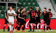Real Sociedad venceu no campo do Elche
