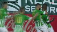 O golo de William Carvalho ao Real Madrid