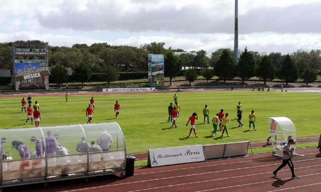 Mafra-Benfica B (foto: SL Benfica)
