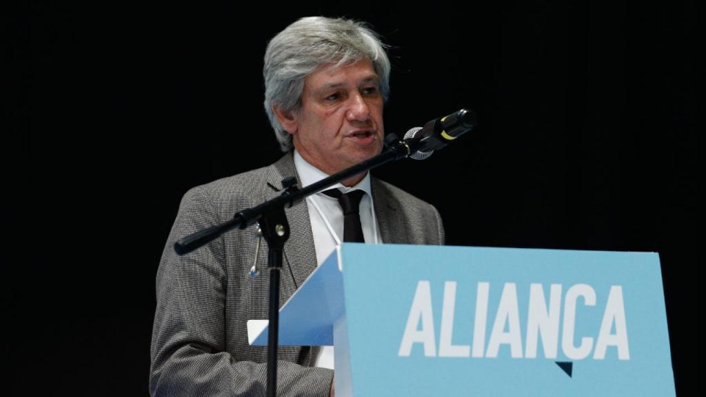 Paulo Bento - Aliança