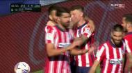 Grande assistência de João Félix e Correa faz o segundo golo