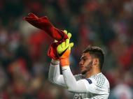 Ederson, do Benfica para o Man City por 40 milhões de euros