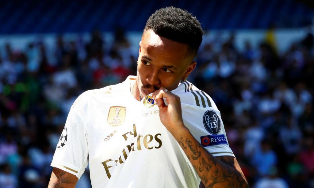 Éder Militão, do FC Porto para o Real Madrid por 50 milhões de euros