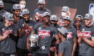 Miami Heat na final da NBA (EPA)