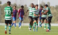 Liga Revelação 2020/2021: Cova da Piedade-Sporting (FPF)