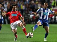 César Peixoto: somou 54 jogos e 10 golos de dragão ao peito, mas após dois anos em Braga foi recrutado por Jorge Jesus para o Benfica, emblema pelo qual fez 65 jogos (e um golo)