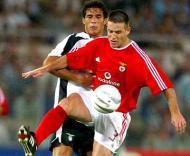 Argel: fez apenas dez jogos pelo FC Porto em 2000, e depois de um regresso ao Brasil, para jogar pelo Palmeiras, voltou a Portugal para três anos e meio no Benfica