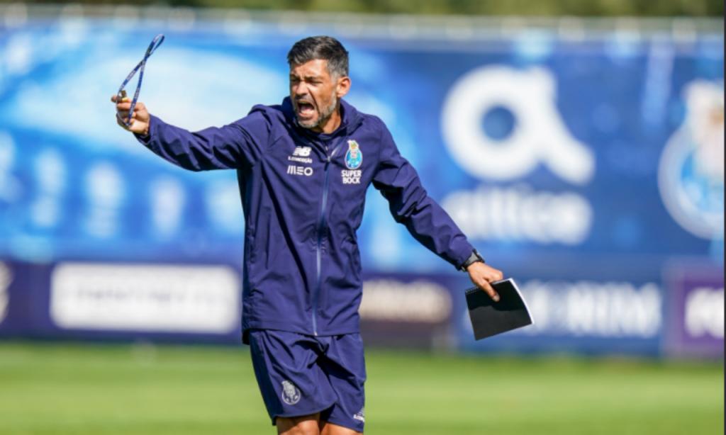Treino FC Porto (site FC Porto)