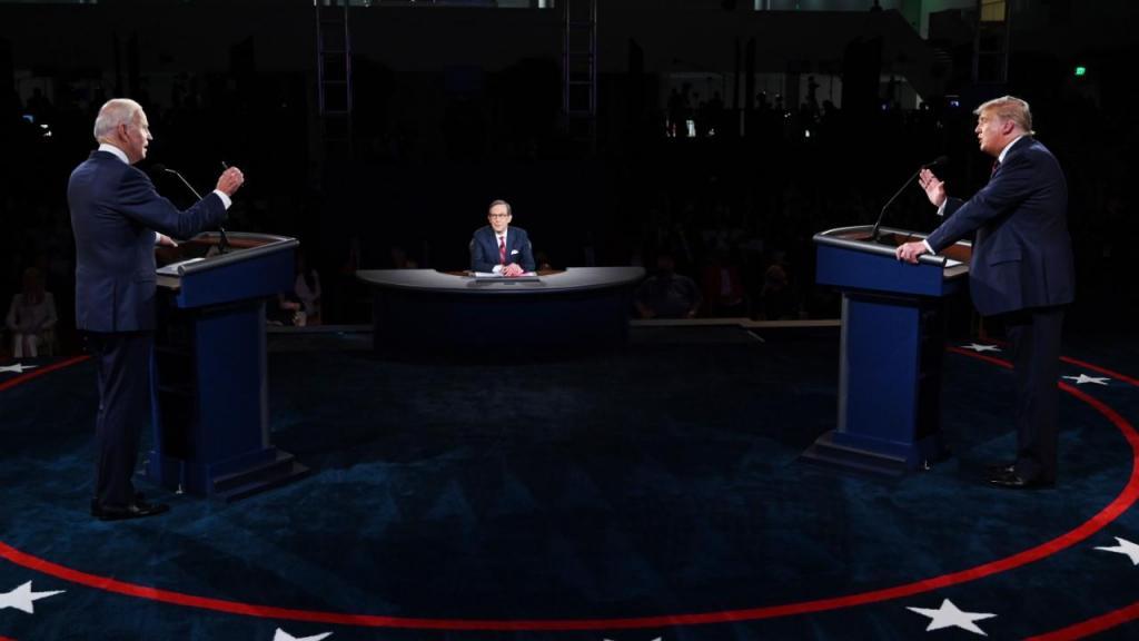 Presidenciais EUA: o primeiro debate entre Trump e Biden