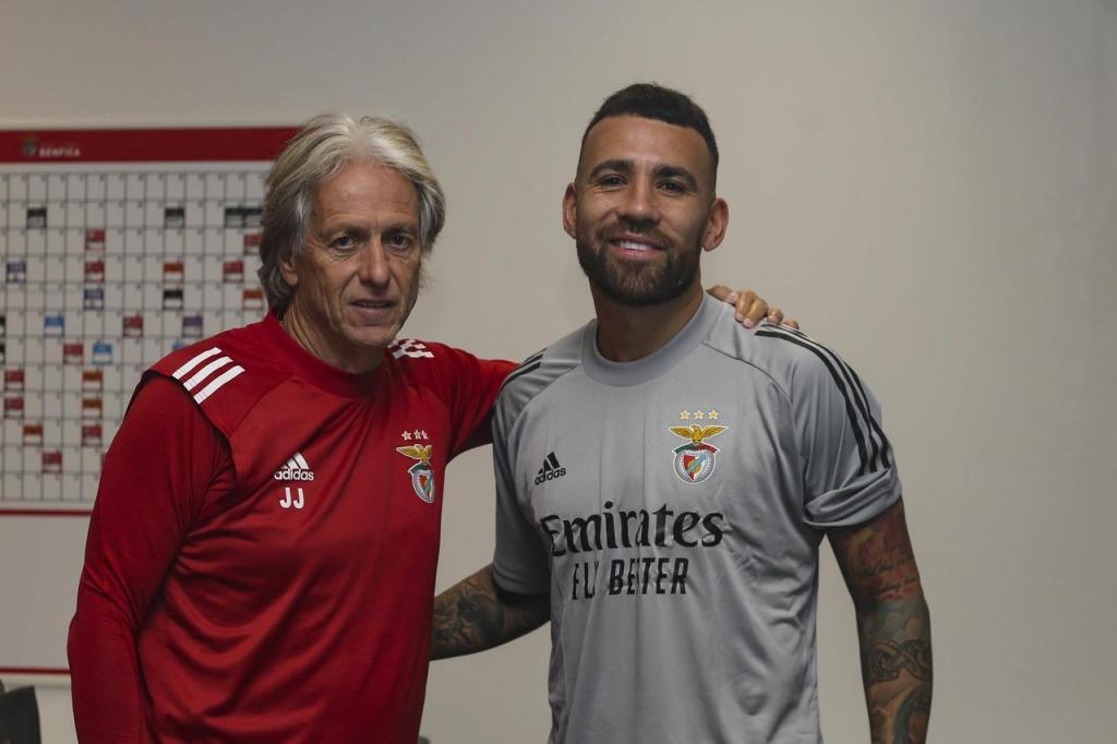 Otamendi (foto SL Benfica)