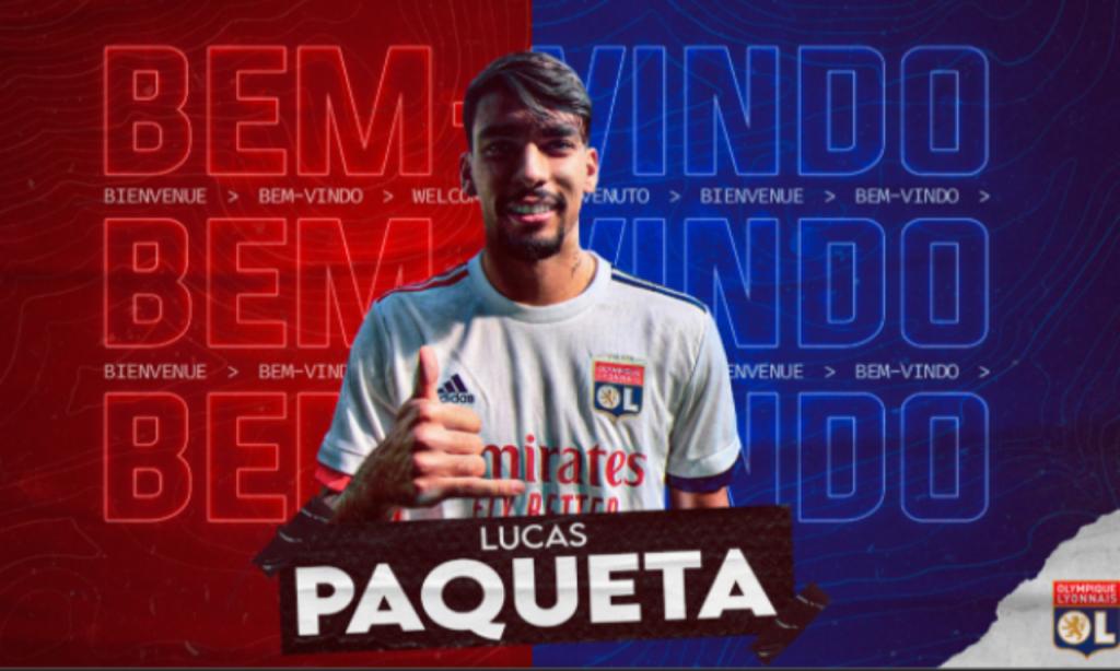 Lucas Paquetá (site Lyon)