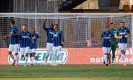 Benevento-Inter (Mario Taddeo/EPA)