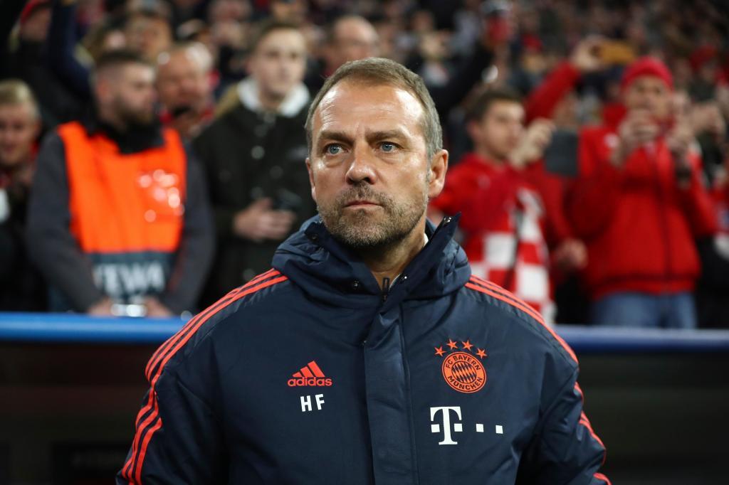 Treinador do Ano: Hans Flick (Bayern de Munique)