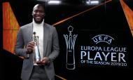 Lukaku vence Prémio de Jogador do Ano na Liga Europa 2019/2020 (Inter Milão)