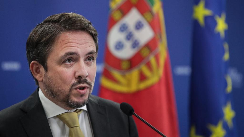 Secretário de Estado da Saúde, Diogo Serras Lopes