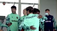 A muito emotiva forma como ex-portista Campaña soube que foi convocado para a seleção espanhola
