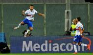 Sampdória foi a Florença bater a Fiorentina